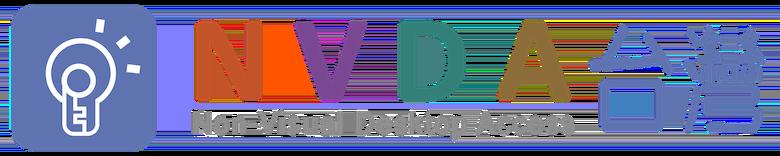 NVDA 台灣Logo